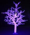 LED 水晶樹燈