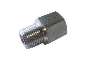 不鏽鋼內外牙接頭/不鏽鋼錶接