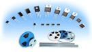 電子零件,積體電路,晶體管,二三極管。