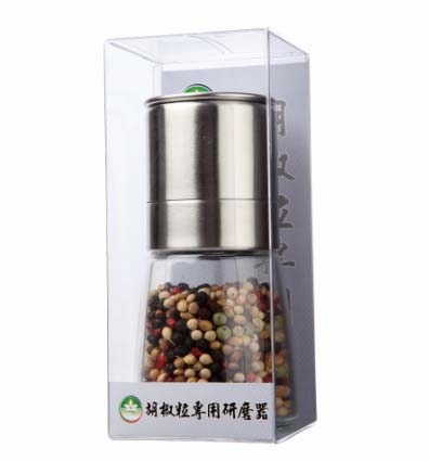 專業研磨器(胡椒專用)內含五彩胡椒粒【隆一嚴選】