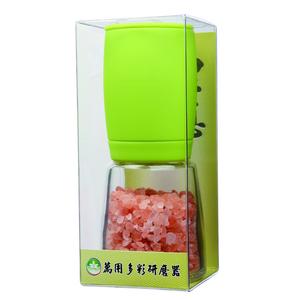 萬用陶瓷機芯多彩研磨器 (綠色)【隆一嚴選】