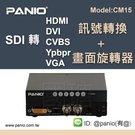 SDI訊號轉HDMI轉換器-可外接音響獨立輸出