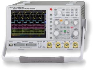 350 MHz Digital Oscilloscope
