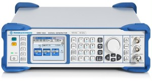 SMB100A RF and Microwave Signal Generator   R&S®