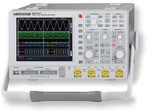 250 MHz 4 Channel Digital Oscilloscope HAMEG示波器