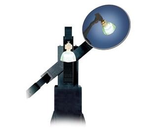 GO-R100 圓周運動反光鏡分佈光度計
