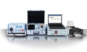 LED靜電分析測試系統