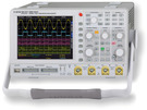 350 MHz Digital Oscilloscope