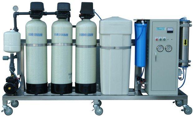 250G~800G 逆滲透主機 _ 大型工業用淨水
