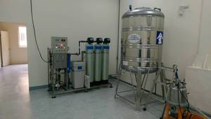 1500GPD套裝純水設備