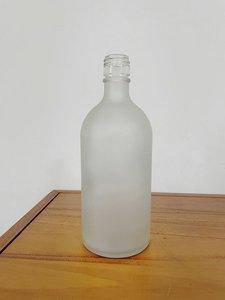 500cc 玻璃(霧)瓶