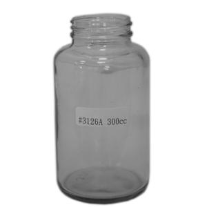 300cc 玻璃瓶 F3126