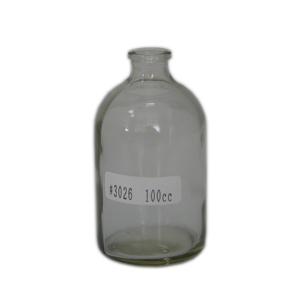 100cc 玻璃瓶 F3026