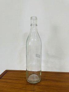 600cc 葡萄酒瓶(白) F42013