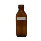 100cc 扁瓶 #3028