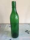 600cc 葡萄酒瓶(綠) F42013