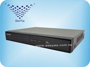 4路TVI Hybrid 網路數位監控錄影主機【SY-HK7204-TVI】