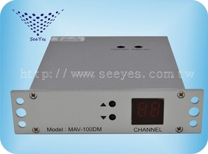 【SY-MAV100DM】解調變主機