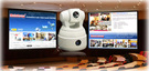 IS-LT03 HD-SDI 教育型自動追蹤攝影機