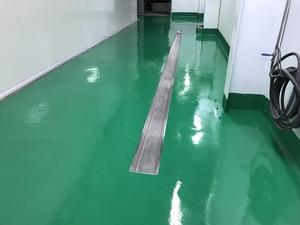 Flowcrete優固防黴抗菌地坪