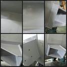 ST白鐵桶碳鋼腳座耐酸鹼批覆工程