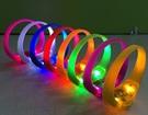LED震動聲控發光手環  廣告促銷/禮贈品/戶外運動/路跑/演唱會/晚會