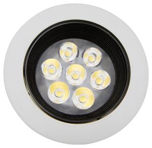 10W 7燈圓形崁燈-防眩光
