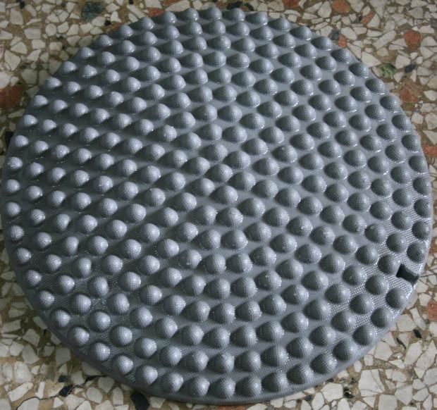 中空吹氣成型客製塑膠製品-客製運動板(客製品)