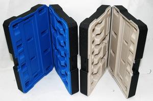 雙色中空吹氣盒(雙色工具箱)