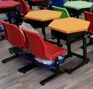 六角桌椅(客製品)