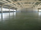 台灣 大型機械廠區 - 地坪混凝土硬化 工程實績