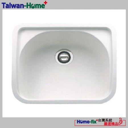 [Home-fix+台灣系統]YUNGYUIN壓克力人造石水槽HDB012-AR600-N無限服務