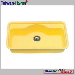 [Home-fix+台灣系統]YUNGYUIN壓克力人造石水槽HDB012-AR880-N無限服務