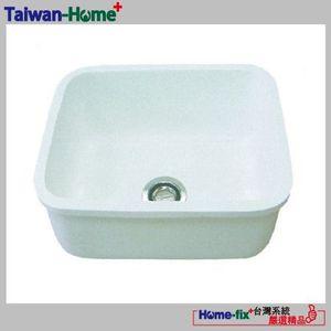 [Home-fix+台灣系統]YUNGYUIN人造石水槽HDB012-MB881-N無限服務