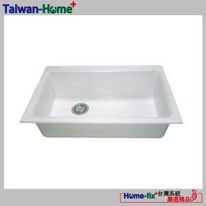 [Home-fix+台灣系統]YUNGYUIN人造石水槽HDB012-S805-N無限服務