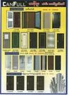 Metal /PVC Doors