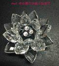 Joy2-Lotus 8106SS 時尚鑽石迷爾水晶蓮花