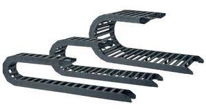 重型開放式鏈條護管  (橫桿可拆卸)