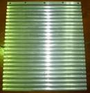 鋁合金防護捲簾
