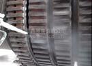 電廠渦輪 除鐵鏽清洗~環保乾冰清洗~