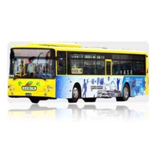 台中公車車體廣告