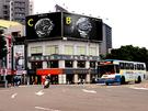 新竹東城門 戶外廣告看板