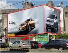 彰化市中山路3段445號 戶外廣告看版