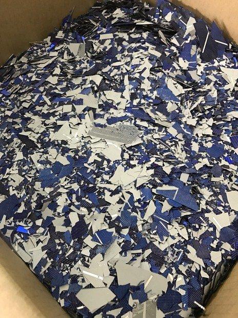 工廠廢料回收