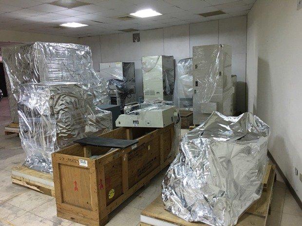 儀器設備回收買賣