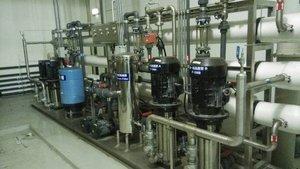 純水機回收
