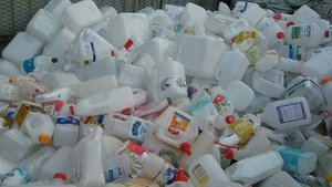 塑膠瓶罐回收