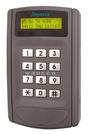 門禁考勤感應讀卡機 (螢幕顯示型/門禁/出勤/樓控/保全) PP-6750V
