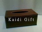 皮製面紙盒
