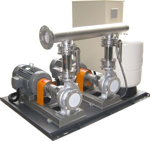 DECCO-Booster Pumps Set